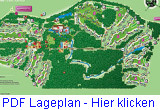 Center Parcs Moselle - Parkplan