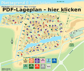 Lageplan Ouddorp-Duin